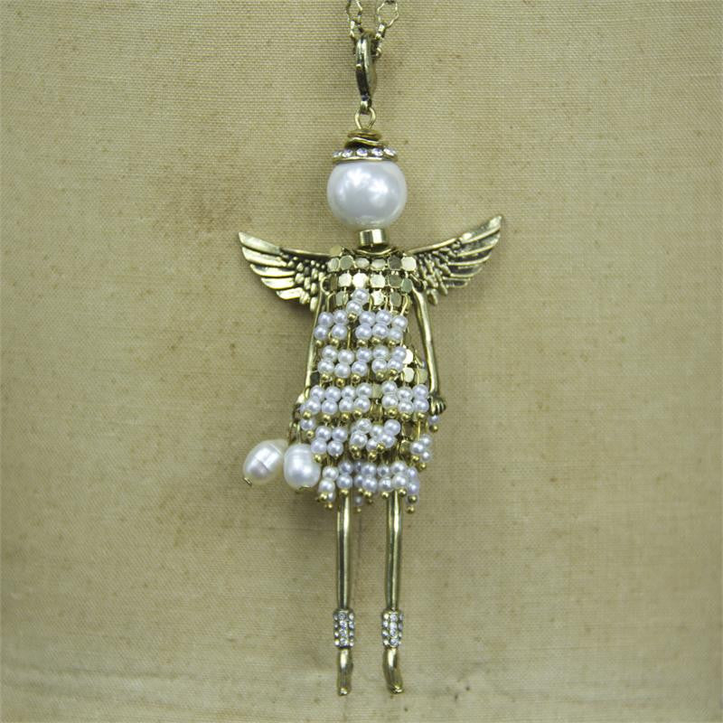June Angel Necklace