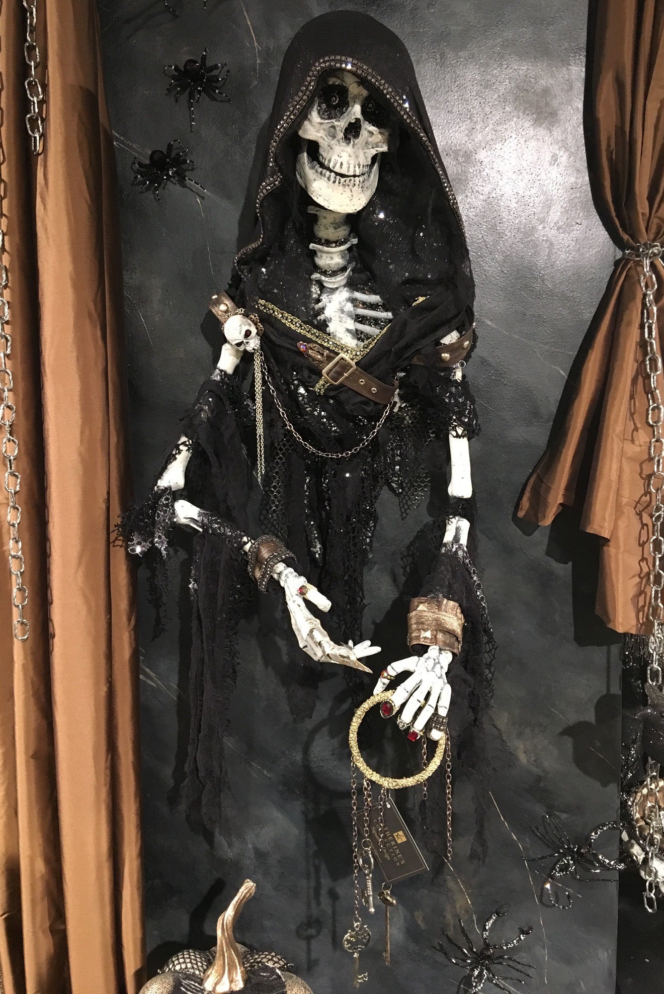 Katherine's Collection Skeleton Wall Piece