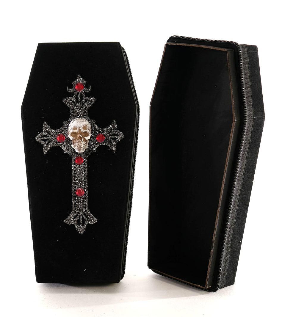 Coffin Box by Katherine's Collection
