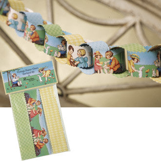 Easter Paper Chain Garland Kit