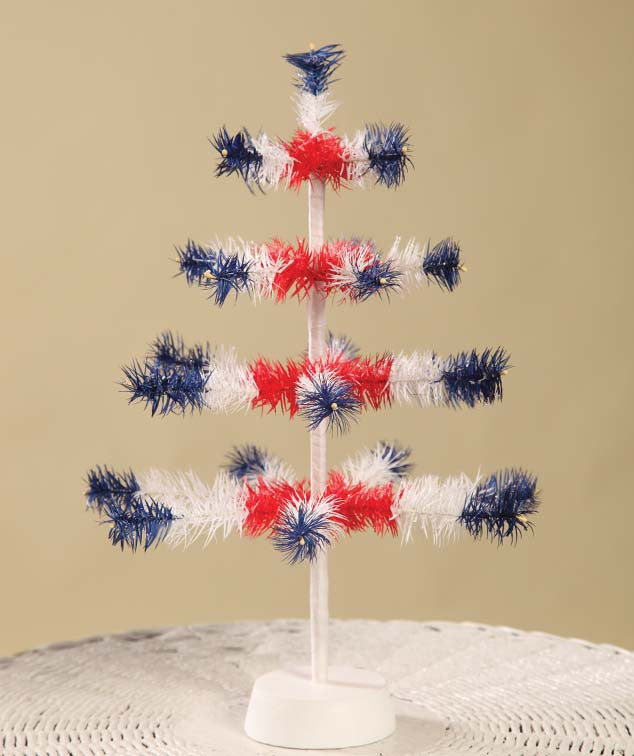 Liberty Feather Tree