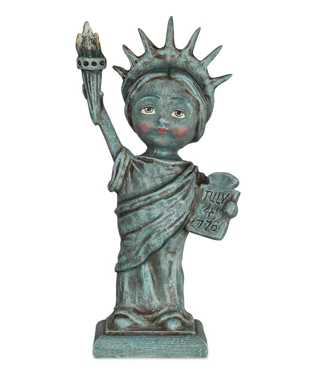 Little Miss Liberty by Deborah Schoch