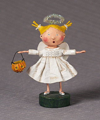Lori Mitchell Angel Figurine