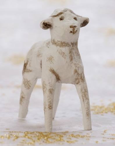 Lori Mitchell Baby Sheep - 2