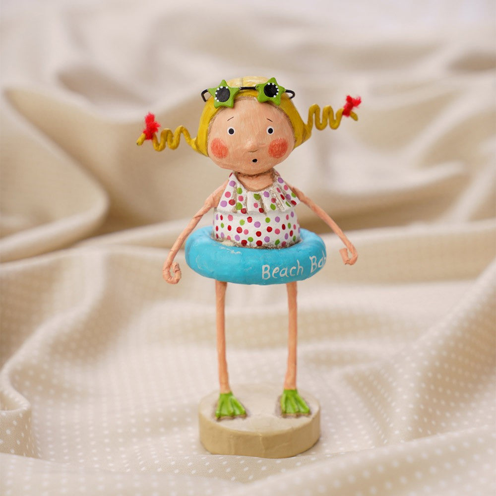 Lori Mitchell Beach Babe Figurine