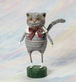 Lori Mitchell Cheshire Cat Figurine