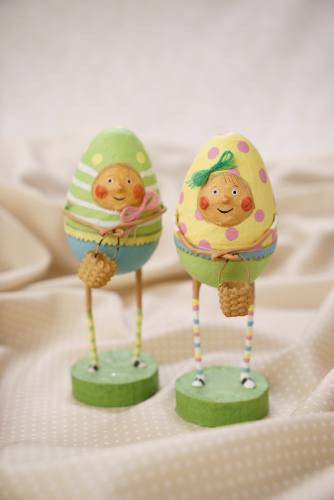 Lori Mitchell Eggland's Best Easter Figurines