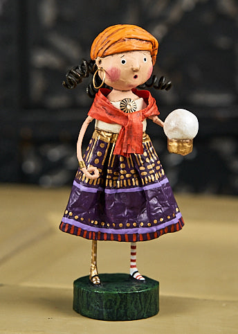 Lori Mitchell Gypsy Rose Fortune Teller Figurine