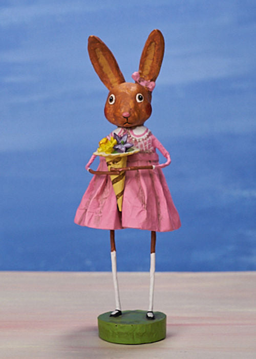 Lori Mitchell Honey Bunny Figurine