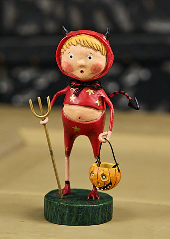 Lori Mitchell Lil' Devil Halloween Figurine