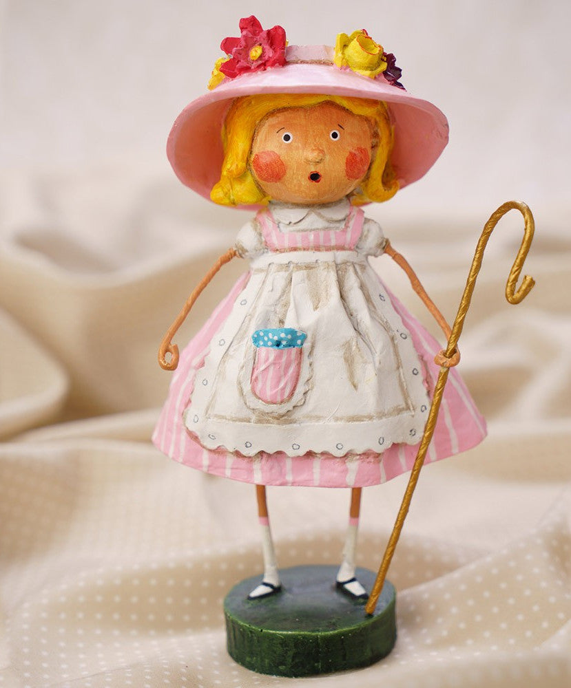 Lori Mitchell Little Bo Peep Figurine