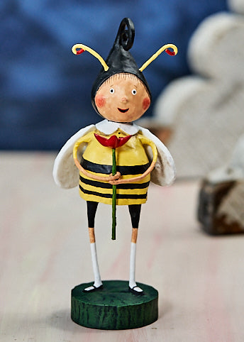 Lori Mitchell Little Bumblebee Figurine