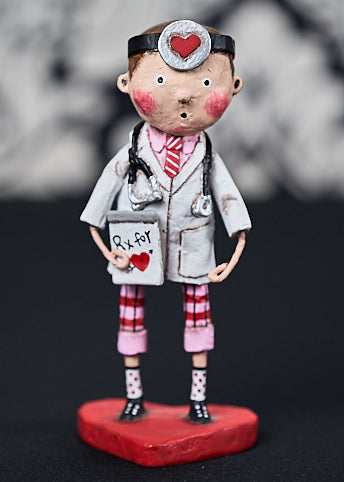 Lori Mitchell Love Doctor Figurine