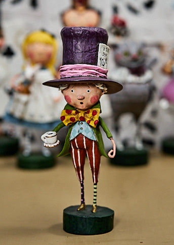 Lori Mitchell Mad Hatter Figurine