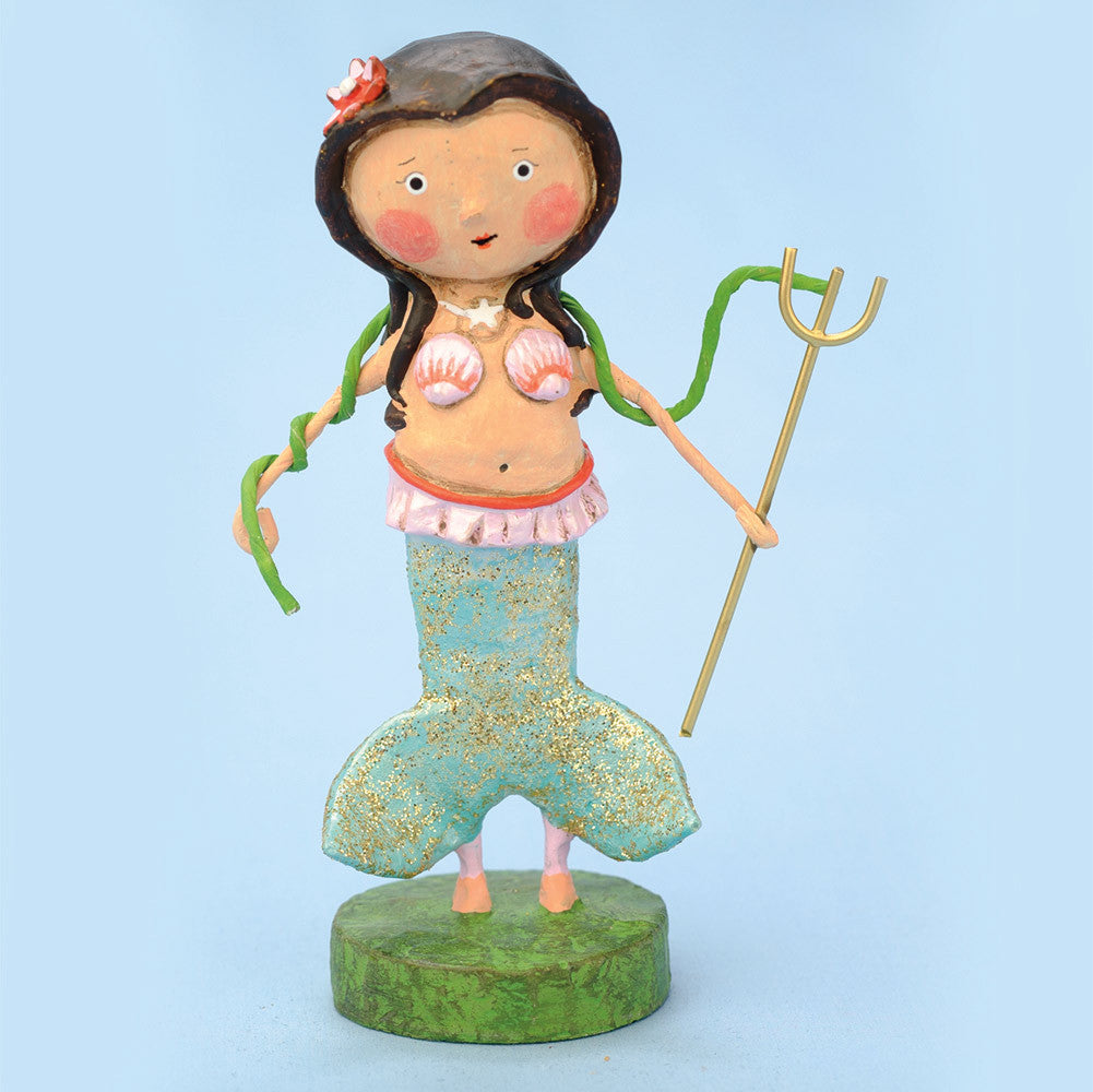 Lori Mitchell Marina Mermaid Figurine