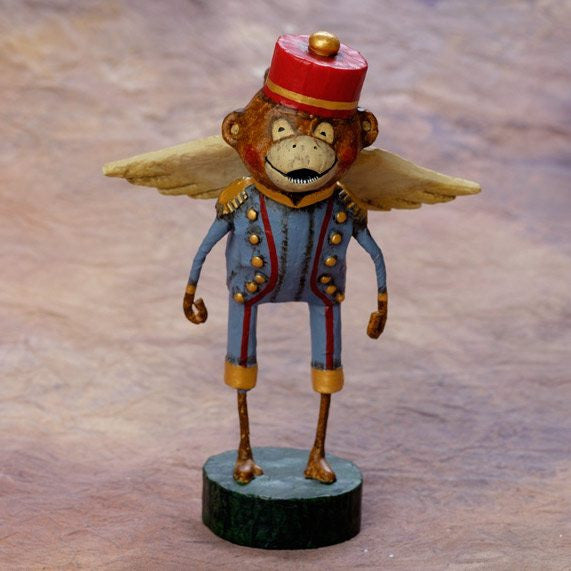 Lori Mitchell Wizard of Oz Flying Winged Monkey