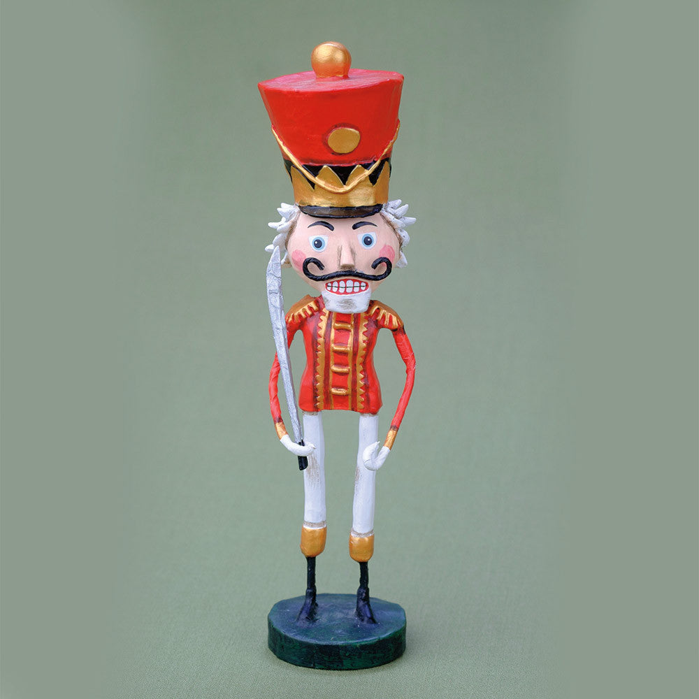 Lori Mitchell Nutcracker Figurine