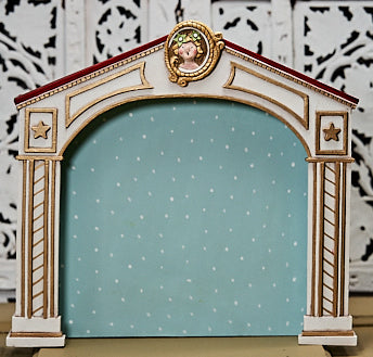Loir Mitchell Nutcraker Ballet Stage for Figurines