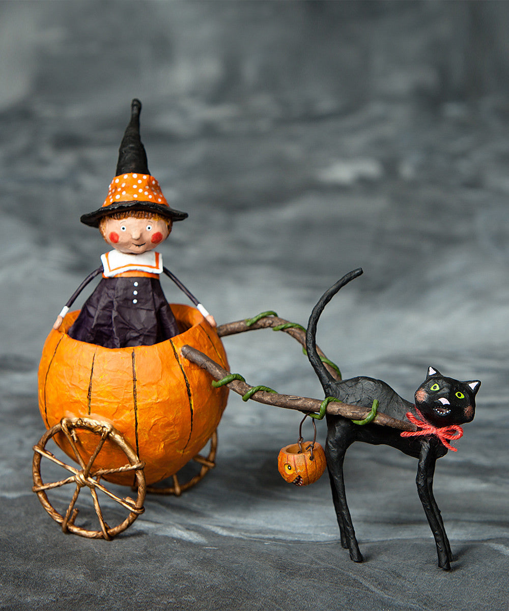 Lori Mitchell Piper's Pumpkin Ride