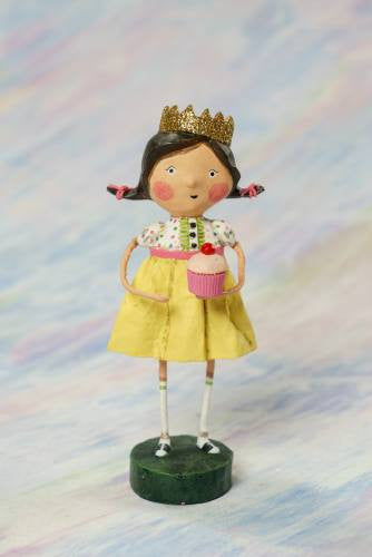 Lori Mitchell Queen for A Day Figurine
