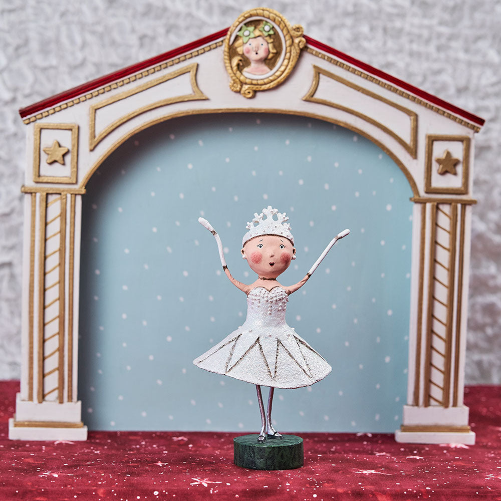 Lori Mitchell Nutcracker Ballet Stage