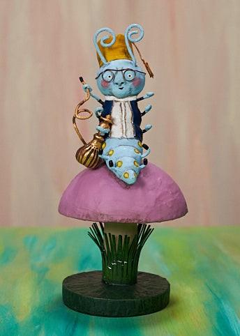 Lori Mitchell The Caterpillar from Alice in Wonderland