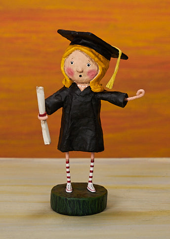 Lori Mitchell The Lady Graduate Figurine