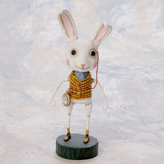 Lori Mitchell The White Rabbit From Alice in Wonderland