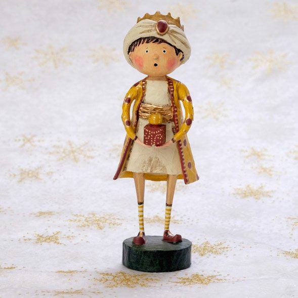 Lori Mitchell Wee Wise Man Nativity Figurine
