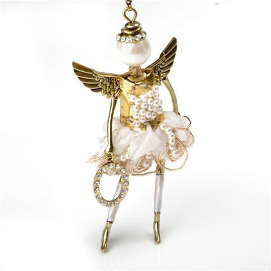Love Angel Necklace