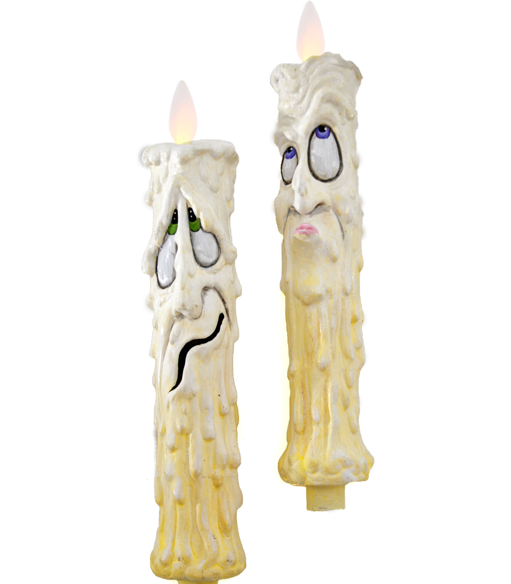 Magical Moody Candlesticks