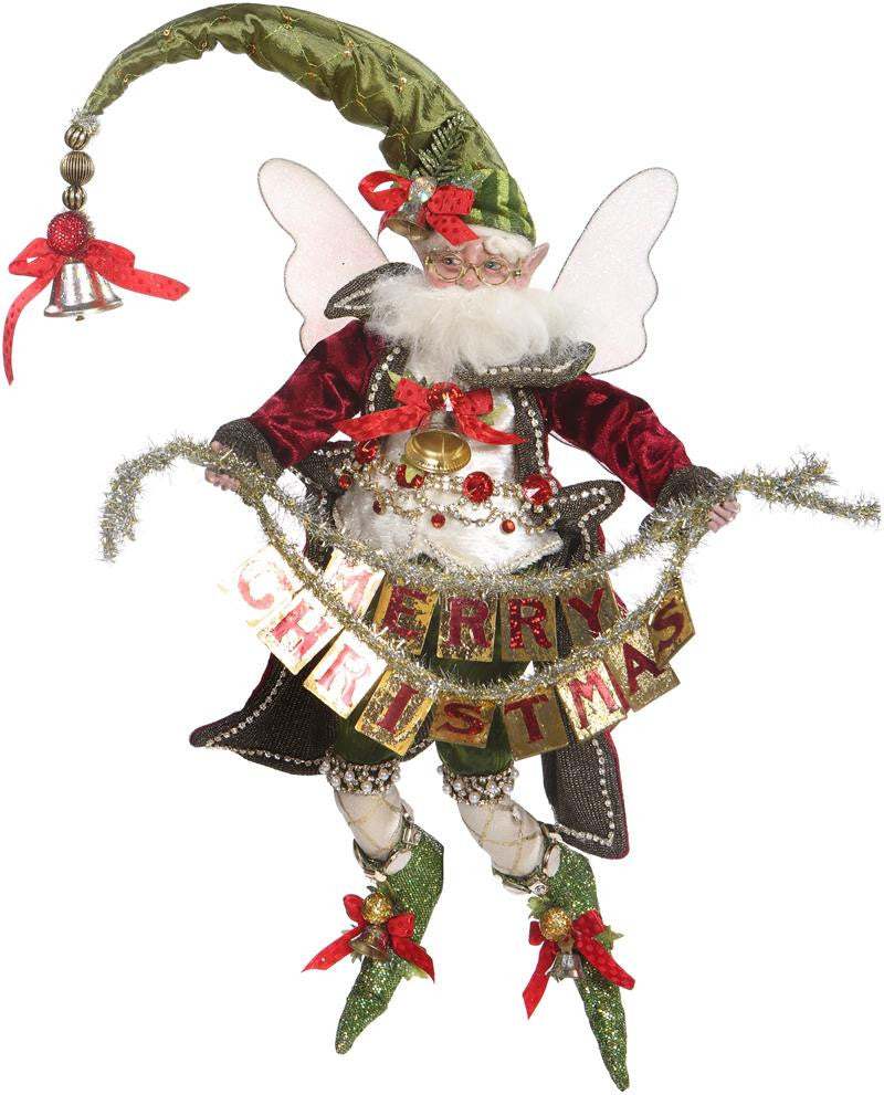 Mark Roberts Christmas Greetings Fairy