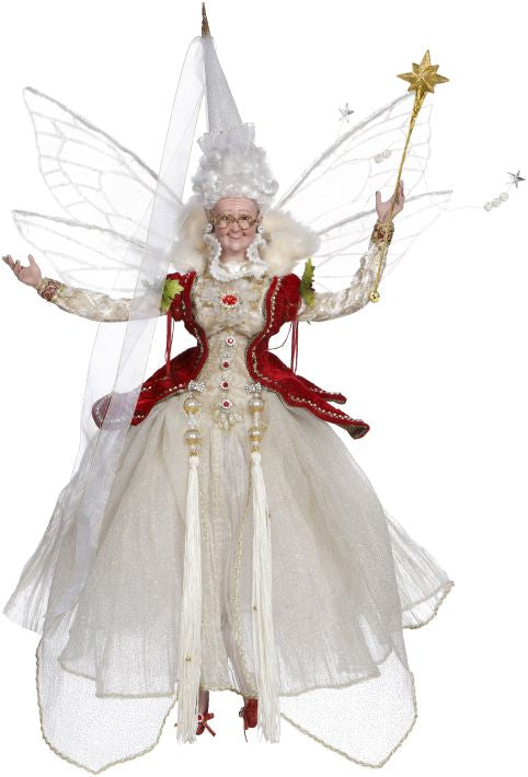 Christmas Eve Fairy Godmother
