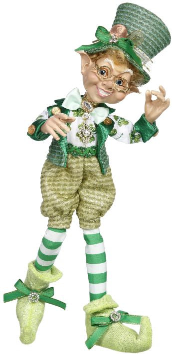 Mark Roberts Leprechaun Elfin - St. Patricks Day Decor