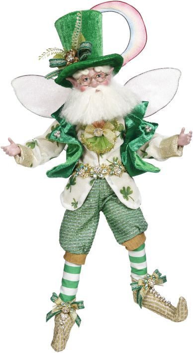 Mark Roberts Luck of the Irish Fairy - St. Patricks Day