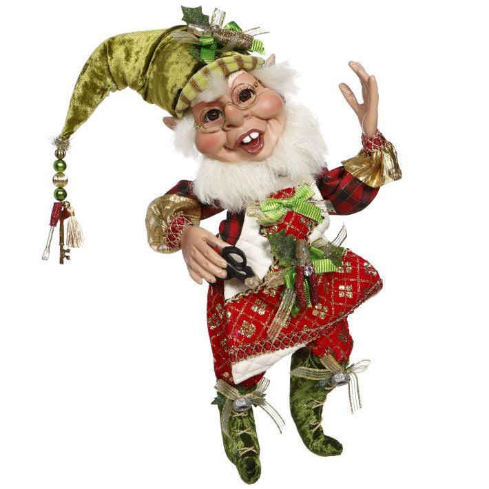 "Mark Roberts Toymaker Elf - 17"" Figurine 
