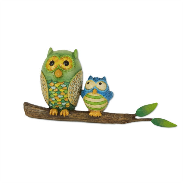 Mary Engelbreit Mini Owls on Branch