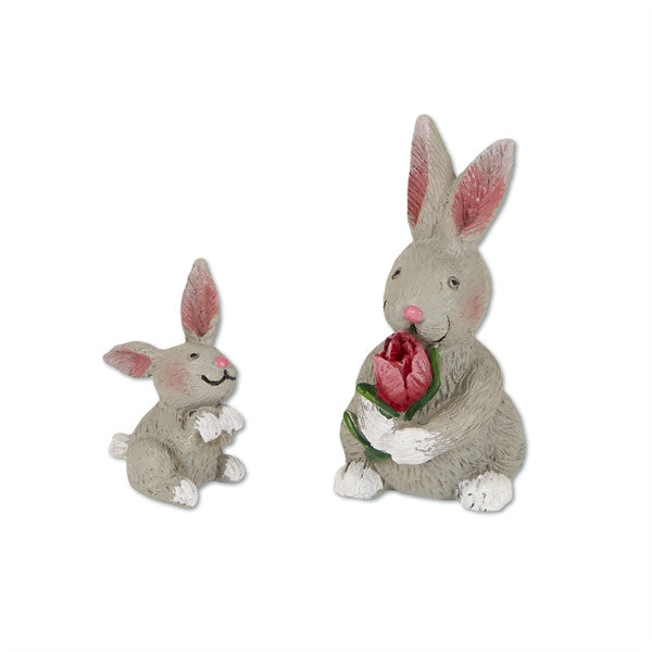 Mini Rabbit Family by Mary Engelbreit