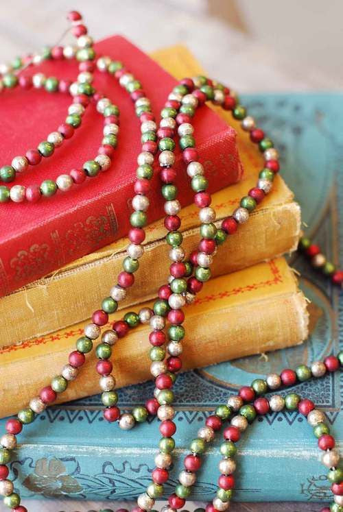 Traditional Tiny Bead Garland