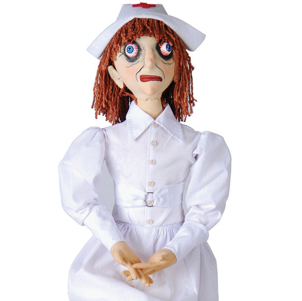 Nurse Doloris Zombie Doll by Joe Spencer