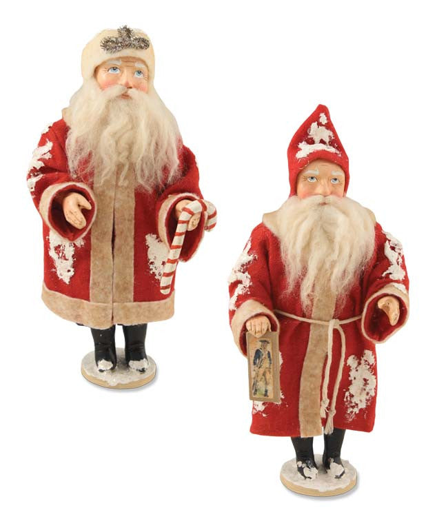 Old Father Christmas - Vickie Smyers Santas