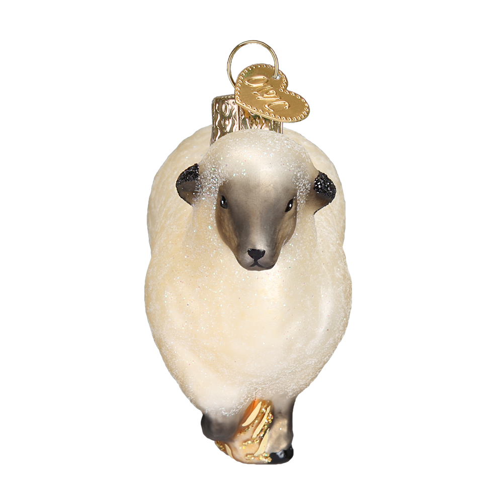 Sheep Ornament - Sideview