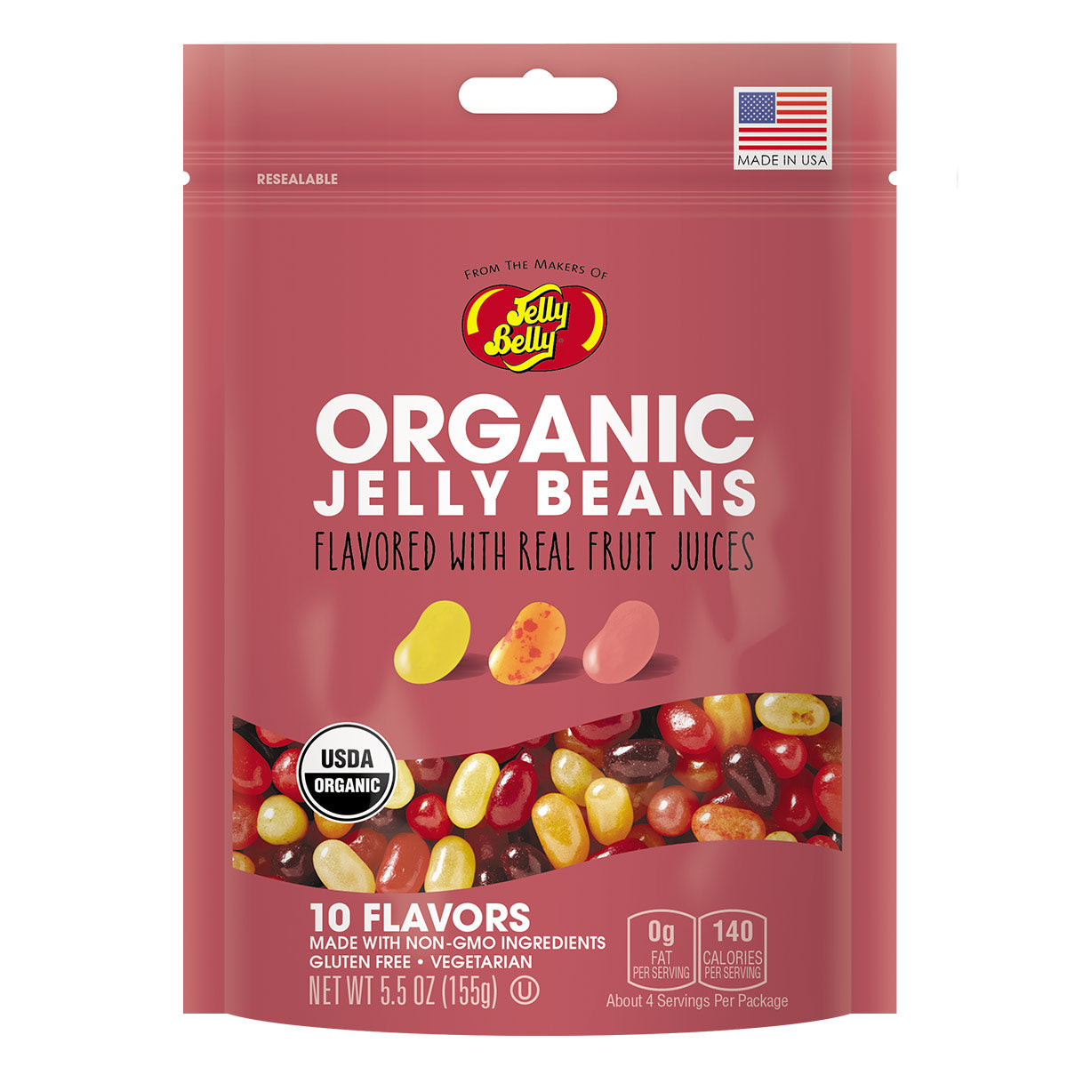 Organic Jelly Beans by Jelly Belly