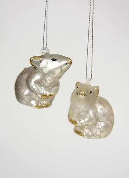 Wee Mice Ornaments