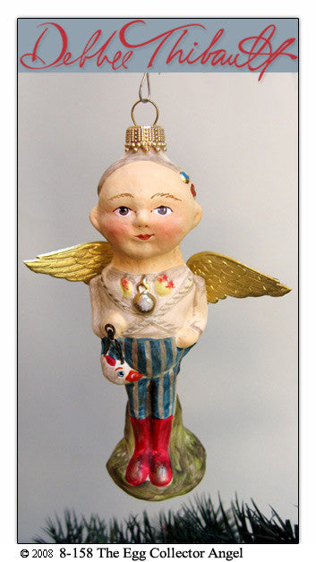 The Egg Collector Angel