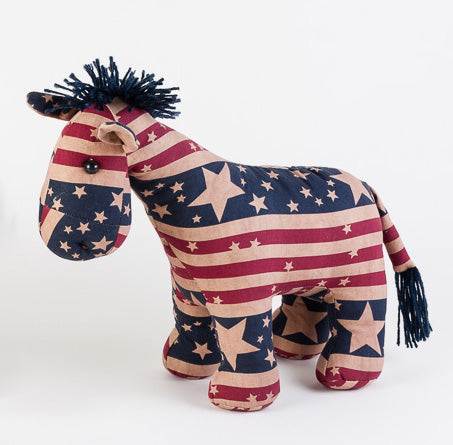 Stars & Stripes Donkey