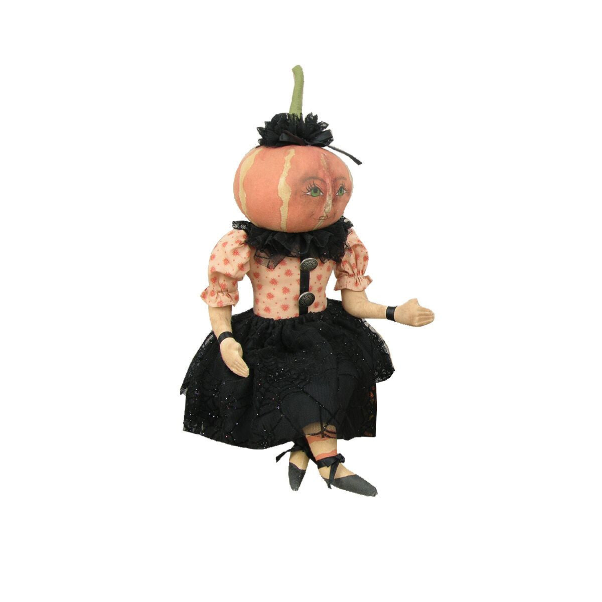 Pauline Pumpkin by Joe Spencer of Gathered Traditions