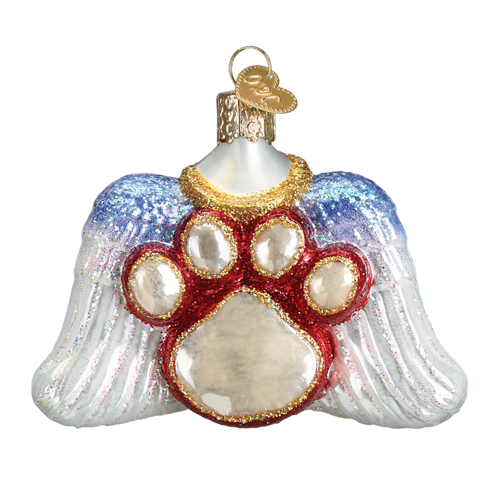Pets Remembrance Ornaments for Cat or Dog