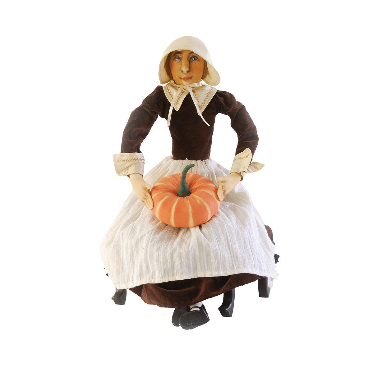 Prudence Pilgrim - Joe Spencer Thanksgiving Doll