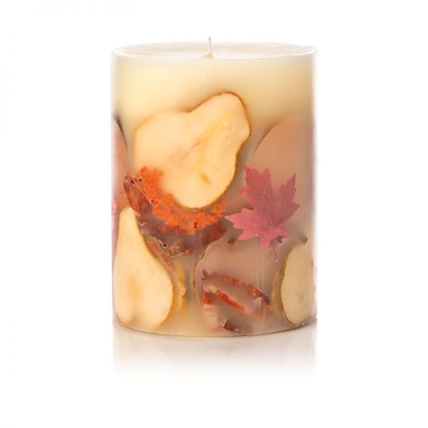 Pumpkin Farm House Botanical Candle